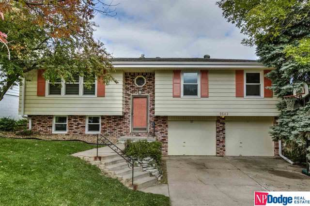 9642 Sahler Street, Omaha, NE 68134 (MLS #21928334) :: Omaha Real Estate Group