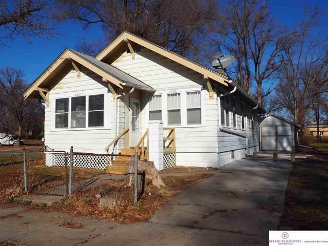 2224 Spencer Street, Omaha, NE 68110 (MLS #21928346) :: Omaha's Elite Real Estate Group