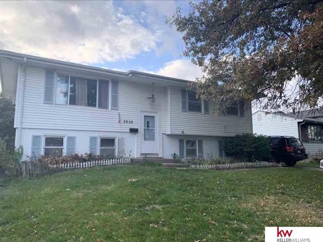 3026 S 122 Street, Omaha, NE 68144 (MLS #21928368) :: Lincoln Select Real Estate Group