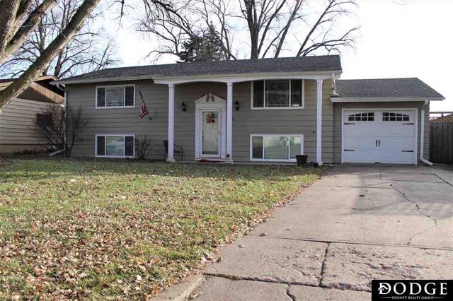 1215 E 18th Street, Fremont, NE 68025 (MLS #21928420) :: Dodge County Realty Group