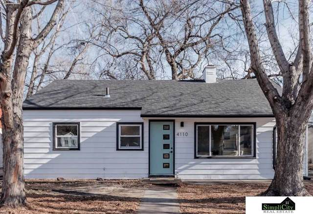 4110 N 70th Street, Lincoln, NE 68507 (MLS #21928462) :: Lincoln Select Real Estate Group