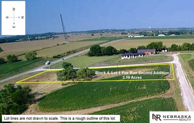 Fox Run Second Additon Block 4 Lot 1, Bennet, NE 68317 (MLS #21928472) :: Catalyst Real Estate Group