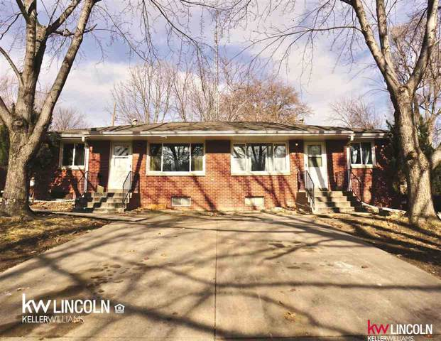 820 S 38th Street, Lincoln, NE 68510 (MLS #21928807) :: Lincoln Select Real Estate Group