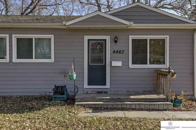 4463 S 61 Avenue, Omaha, NE 68117 (MLS #21928844) :: Capital City Realty Group