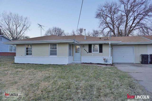 4918 W Vosler Street, Lincoln, NE 68524 (MLS #21928853) :: Dodge County Realty Group
