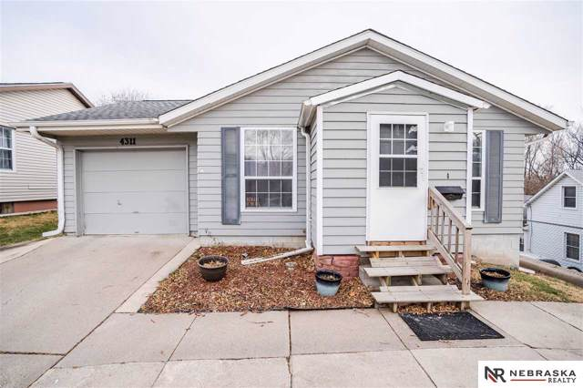 4311 S 17th Street, Omaha, NE 68107 (MLS #21928915) :: Omaha Real Estate Group