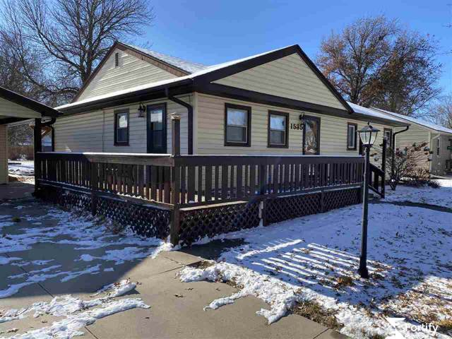1535 I Street, Geneva, NE 68361 (MLS #21929079) :: The Briley Team