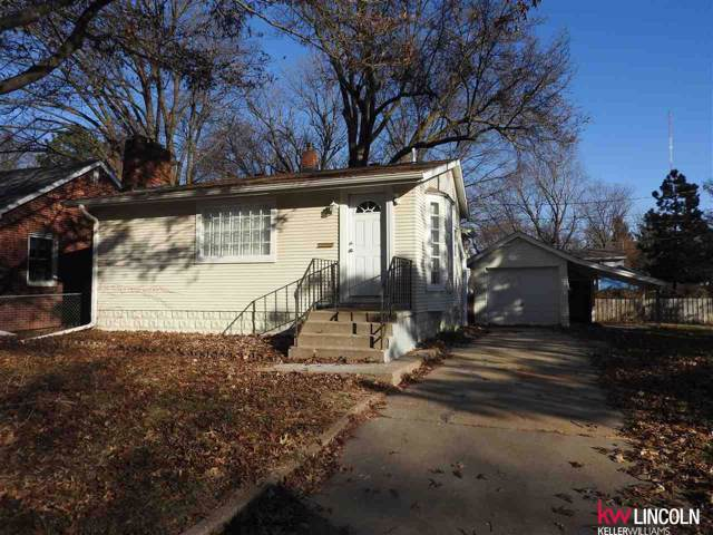 928 N 37 Street, Lincoln, NE 68503 (MLS #21929257) :: Omaha Real Estate Group