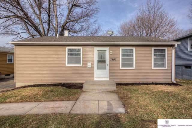 7507 N 34 Street, Omaha, NE 68112 (MLS #21929324) :: Omaha Real Estate Group