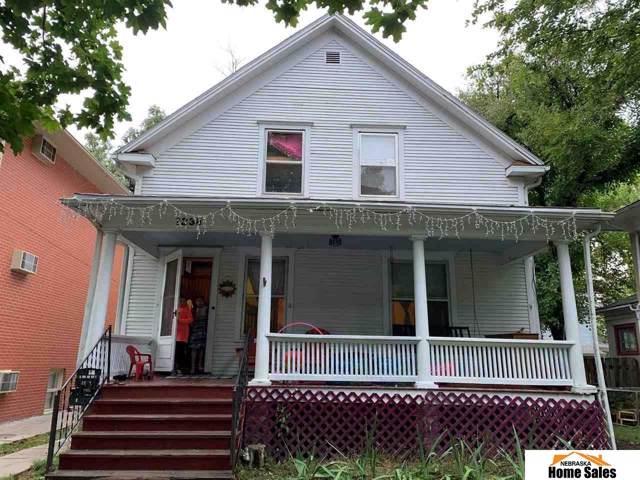 1238 Garfield Street, Lincoln, NE 68502 (MLS #21929560) :: Coldwell Banker NHS Real Estate