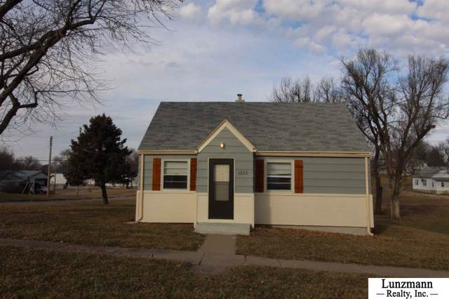 1222 10th Street, Auburn, NE 68305 (MLS #21929623) :: Omaha Real Estate Group