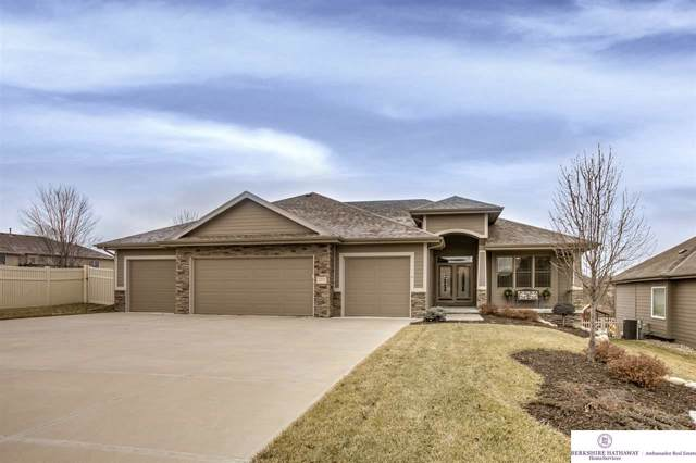 19524 Josephine Street, Gretna, NE 68028 (MLS #22000498) :: Omaha Real Estate Group