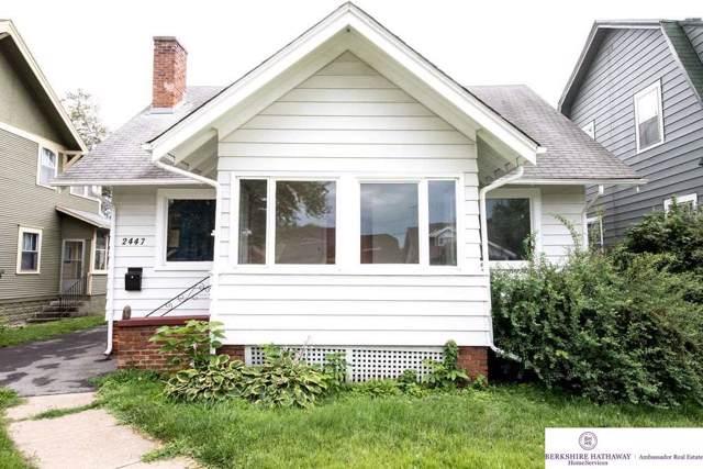 2447 Titus Avenue, Omaha, NE 68112 (MLS #22000734) :: Omaha's Elite Real Estate Group