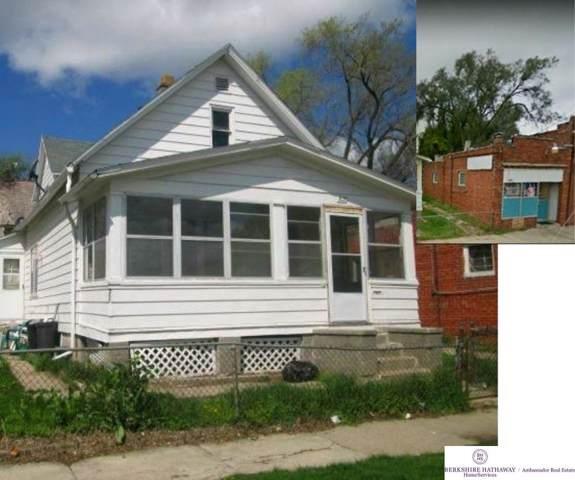 1820 N 33 Street, Omaha, NE 68111 (MLS #22000796) :: The Briley Team