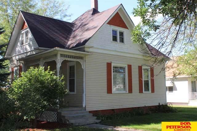 701 3rd Street, Scribner, NE 68057 (MLS #22000990) :: Omaha's Elite Real Estate Group