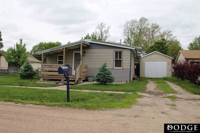 249 Crosby Street, Fremont, NE 68025 (MLS #22001019) :: Dodge County Realty Group