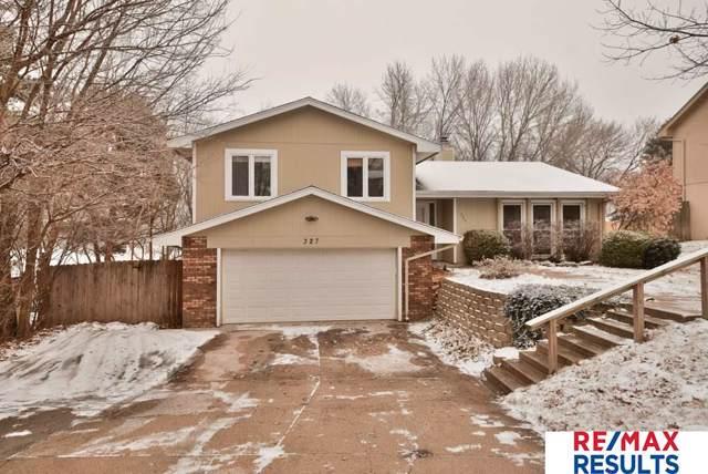 327 N 153rd Circle, Omaha, NE 68154 (MLS #22001149) :: Omaha Real Estate Group