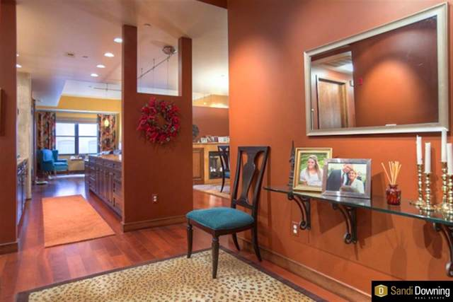 1308 Jackson Street #305, Omaha, NE 68102 (MLS #22001249) :: One80 Group/Berkshire Hathaway HomeServices Ambassador Real Estate