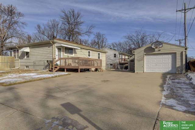 3439 Cornhusker Drive, Omaha, NE 68124 (MLS #22001409) :: Omaha Real Estate Group