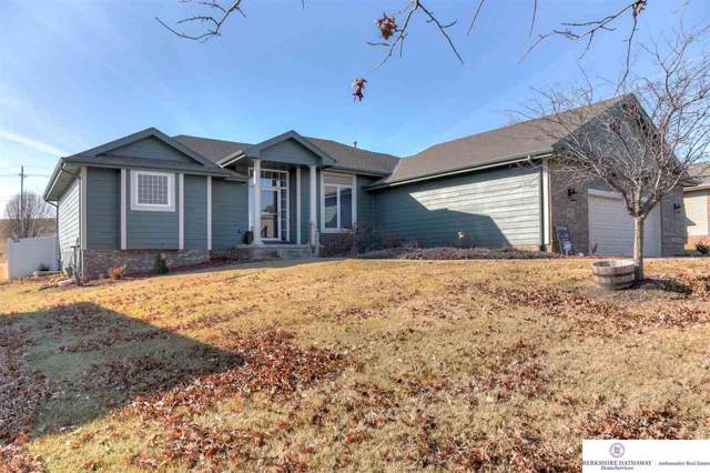 7308 155 Terrace, Bennington, NE 68007 (MLS #22001421) :: Omaha Real Estate Group