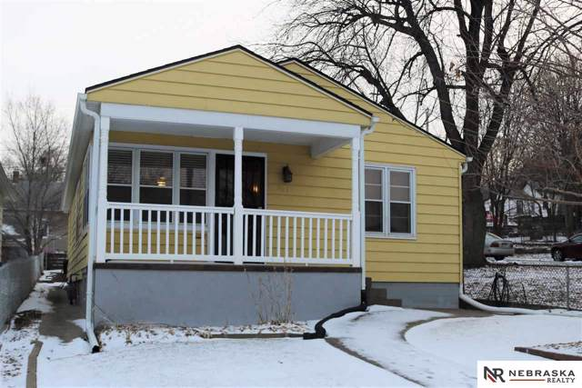 505 William Street, Omaha, NE 68108 (MLS #22001481) :: Coldwell Banker NHS Real Estate