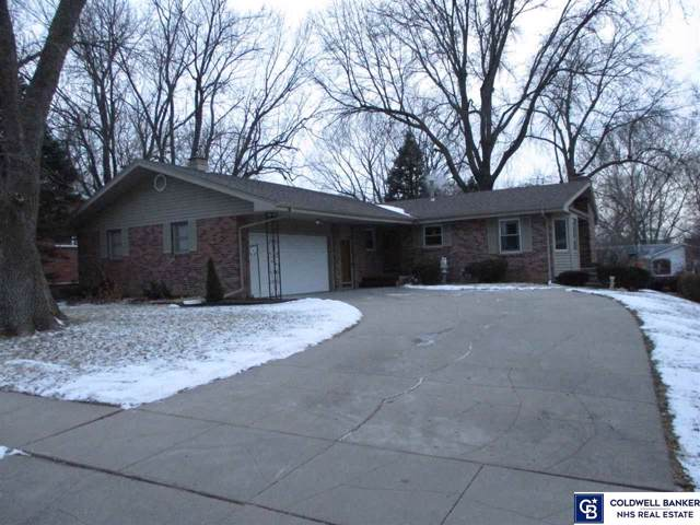 921 Rosewood Drive, Lincoln, NE 68510 (MLS #22001482) :: Omaha's Elite Real Estate Group