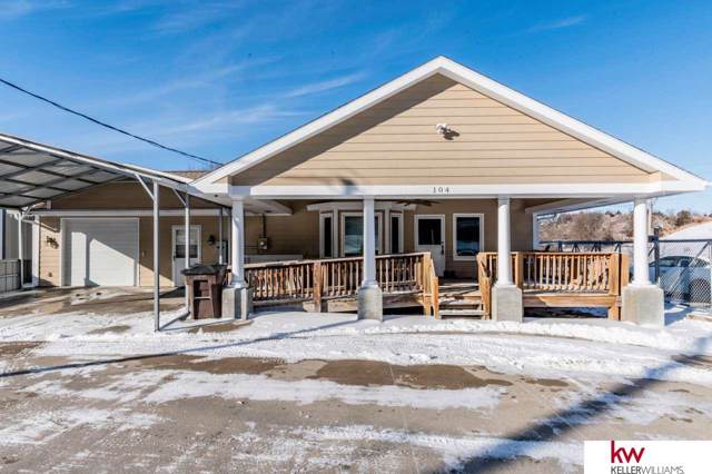 104 Old Lincoln Highway, Crescent, IA 51526 (MLS #22001505) :: Cindy Andrew Group