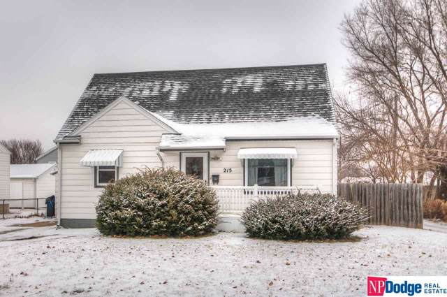 215 N 20th Street, Council Bluffs, IA 51501 (MLS #22001526) :: Omaha Real Estate Group