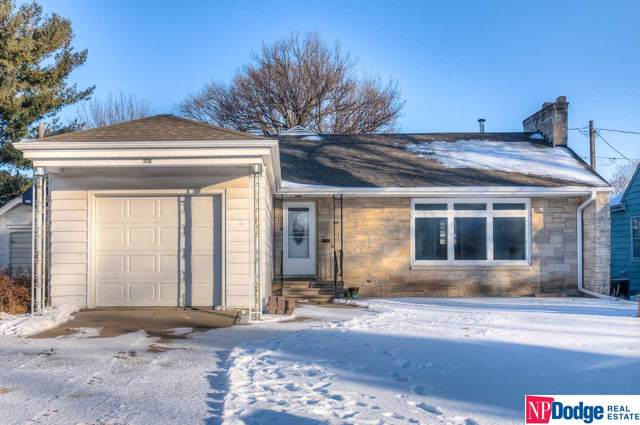 316 W 20th Street, Fremont, NE 68025 (MLS #22001546) :: One80 Group/Berkshire Hathaway HomeServices Ambassador Real Estate