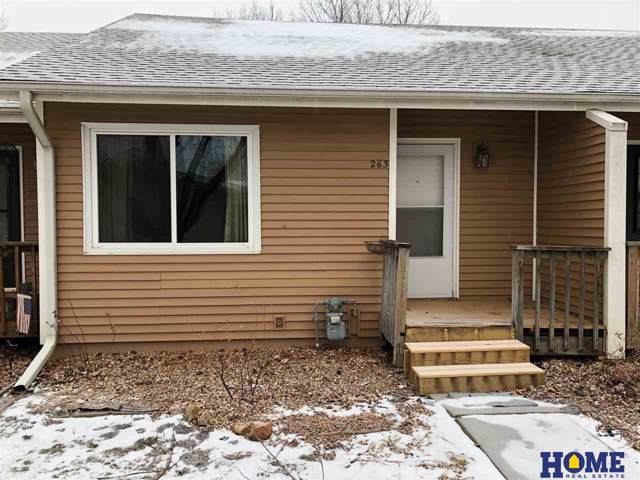 263 Parkside Lane, Lincoln, NE 68521 (MLS #22001576) :: Omaha Real Estate Group