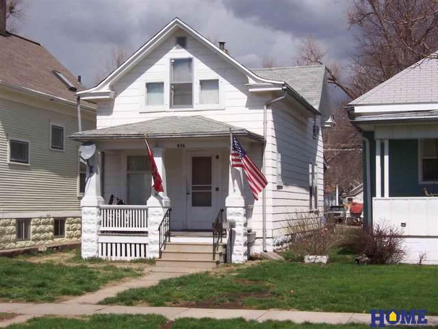 836 Y Street, Lincoln, NE 68508 (MLS #22001646) :: Omaha Real Estate Group