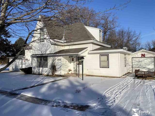 1014 M Street, Geneva, NE 68361 (MLS #22001690) :: Coldwell Banker NHS Real Estate