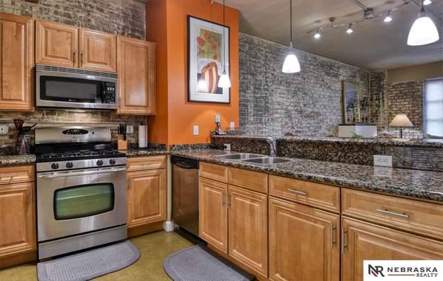 1024 Dodge Street #408, Omaha, NE 68102 (MLS #22001721) :: Omaha Real Estate Group