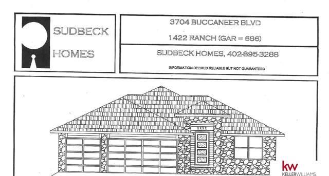 3704 Buccaneer Boulevard, Plattsmouth, NE 68048 (MLS #22001870) :: Dodge County Realty Group