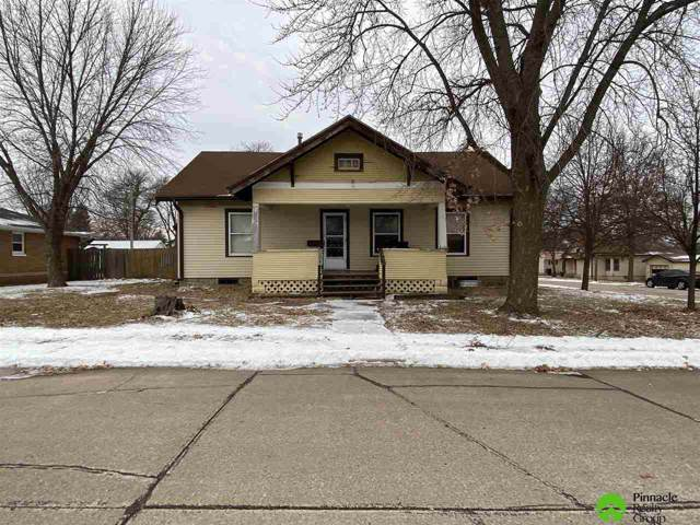 409 Third Street, Deshler, NE 68340 (MLS #22001877) :: Omaha Real Estate Group