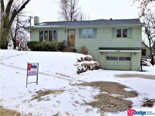 640 E 11th Street, Wahoo, NE 68066 (MLS #22001895) :: Omaha's Elite Real Estate Group