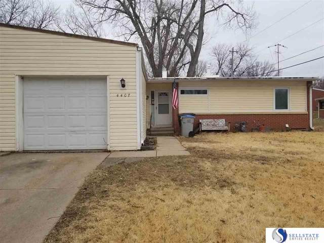4407 NW 51 Street, Lincoln, NE 68524 (MLS #22001898) :: Omaha's Elite Real Estate Group