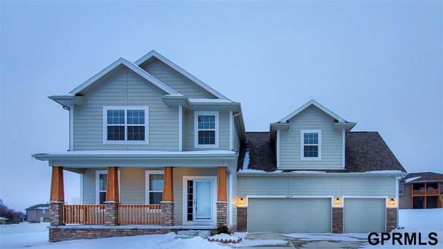 6637 Ridgewood Drive, Papillion, NE 68133 (MLS #22001986) :: Capital City Realty Group