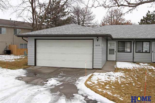 1640 W S Street, Lincoln, NE 68528 (MLS #22002313) :: Capital City Realty Group