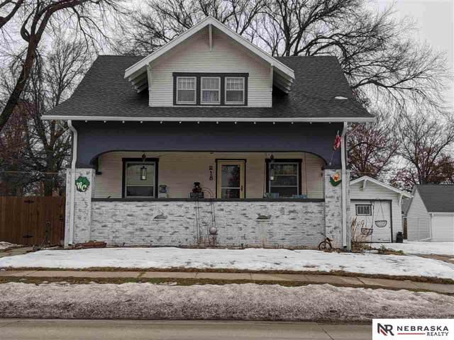 215 N Main Street, Wilber, NE 68465 (MLS #22002318) :: kwELITE