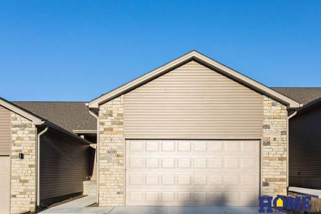 603 Cedar Street, Hickman, NE 68372 (MLS #22002340) :: Lincoln Select Real Estate Group