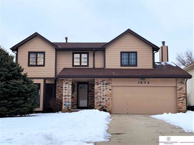 1834 N 103 Avenue, Omaha, NE 68124 (MLS #22002445) :: Complete Real Estate Group