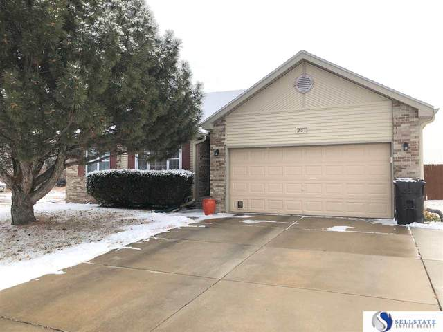 201 W Jennifer Drive, Lincoln, NE 68521 (MLS #22002766) :: Complete Real Estate Group