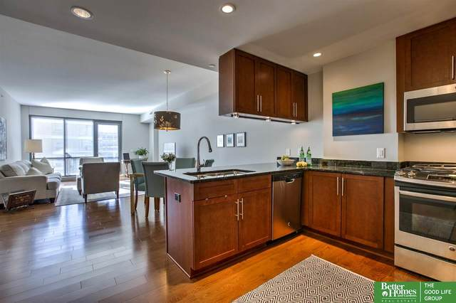 220 S 31st Avenue #3408, Omaha, NE 68131 (MLS #22002810) :: Stuart & Associates Real Estate Group