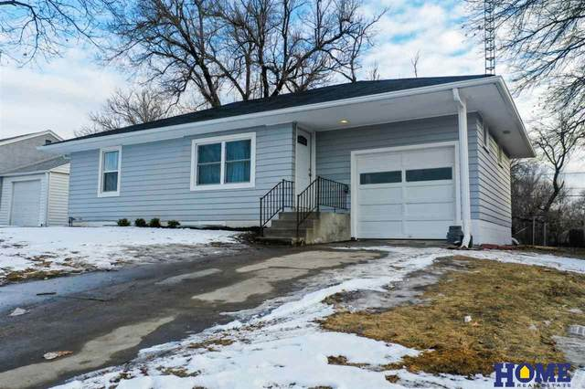 6919 Adams Street, Lincoln, NE 68507 (MLS #22002971) :: Dodge County Realty Group
