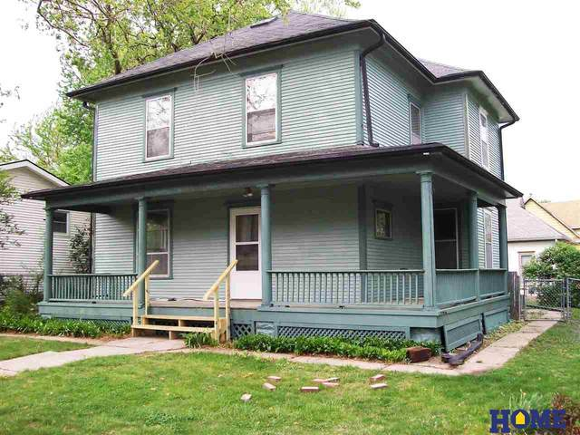 2841 N 45th Street, Lincoln, NE 68504 (MLS #22002989) :: Lincoln Select Real Estate Group