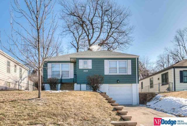 3829 N 66 Street, Omaha, NE 68104 (MLS #22003319) :: Dodge County Realty Group