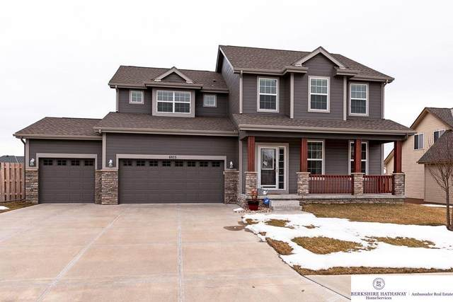 6105 S 196 Street, Omaha, NE 68135 (MLS #22003397) :: Complete Real Estate Group