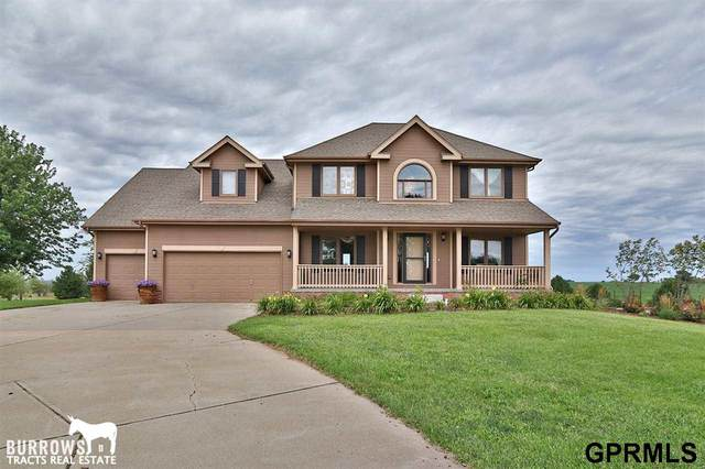 2396 Heartland Drive, Murray, NE 68409 (MLS #22003825) :: kwELITE