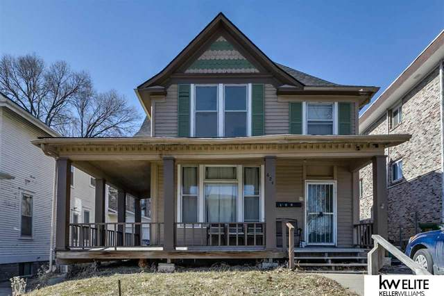 624 S 36 Street A/B, Omaha, NE 68105 (MLS #22003874) :: Stuart & Associates Real Estate Group